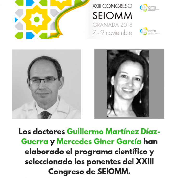 Guillermo Martínez y Mercedes Giner