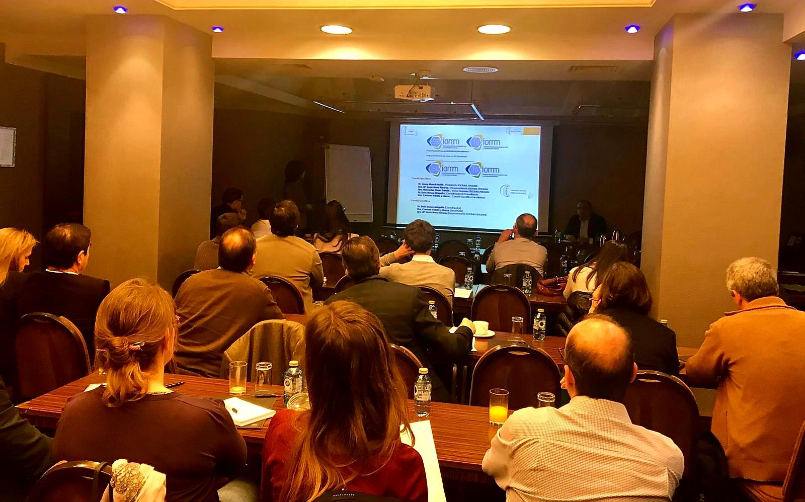 Reunión de SEIOMM con la industria colaboradora