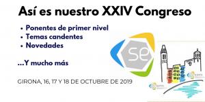 XXIV Congreso de SEIOMM en Girona