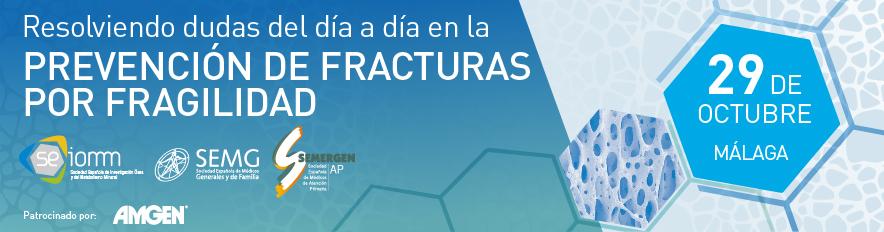 Actualizar los conocimientos de los profesionales en el manejo de la Fractura por Fragilidad (FF)