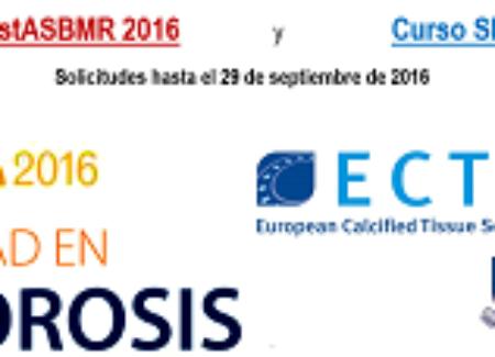 Programa 6ª Convocatoria PostASBMR 2016 y Curso SEIOMM-ECTS MRO