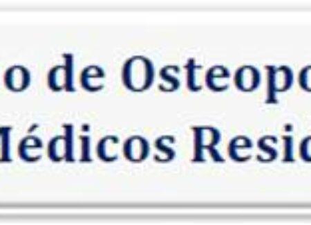I Curso de Osteoporosis para Médicos Residentes