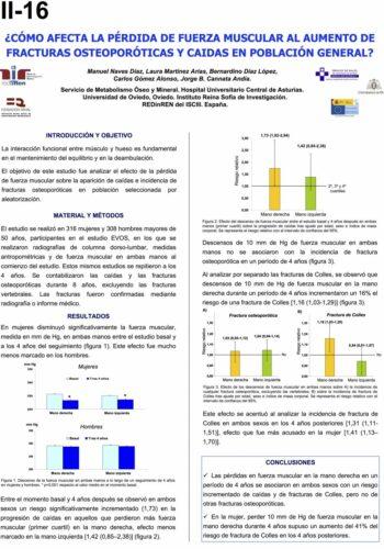 Posters XXI Congreso SEIOMM 2016 – Gran Canaria