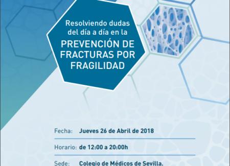 SEVILLA _Jornada Formativa  AP sobre la Prevención de Fracturas por Fragilidad