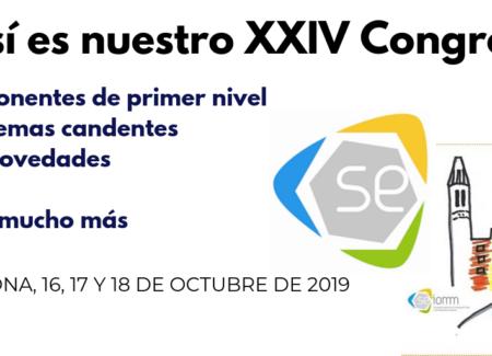"""El XXIV Congreso de SEIOMM en Girona incluye """"un extraordinario plantel de ponentes nacionales e internacionales en el campo del hueso""""."""