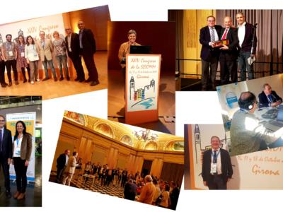 Las fotos para el recuerdo del XXIV Congreso de la SEIOMM en Girona