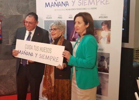 """SEIOMM colabora en el cortometraje Mañana y Siempre para hacer visible la necesidad de políticas sanitarias que afronten la """"epidemia global"""" de la osteoporosis"""