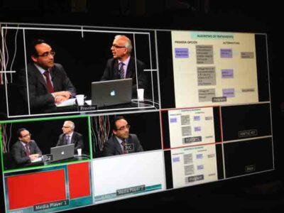 Video Conferencia MSD