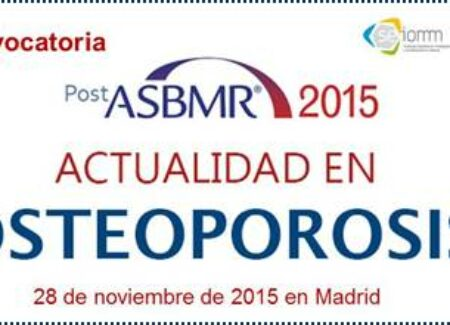 Cerrada 5ª Convocatoria reunión PostASBMR 2015
