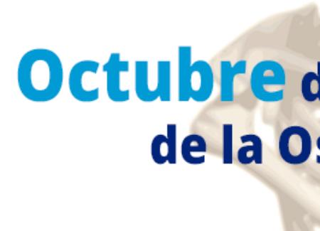 El 20 de octubre se celebra el Día Mundial de la Osteoporosis