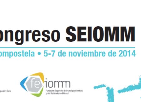 XIX Congreso SEIOMM 2014