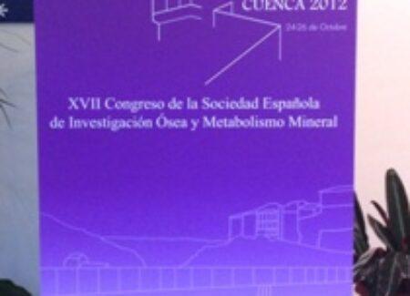 Relación Premios otorgados en el XVII CONGRESO SEIOMM 2012