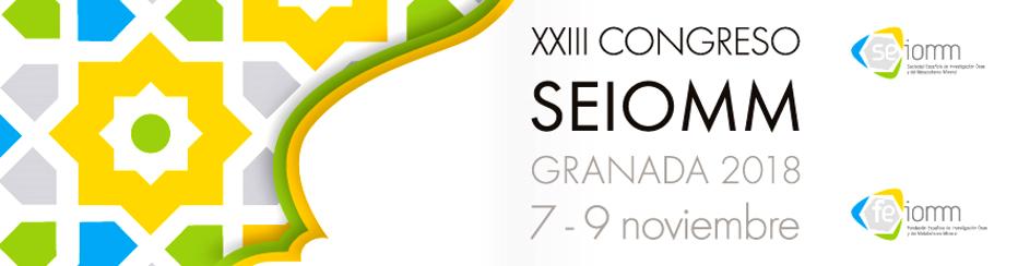 SEIOMM Granada 2018