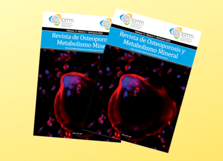 Un nuevo ejemplar de la revista científica de la SEIOMM ya está disponible
