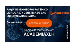 Curso online sobre Raquitismo hipofosfatémico ligado a X y genética de las enfermedades raras, acreditado por la CFC