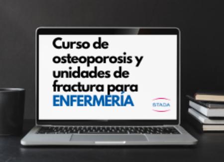 Curso de osteoporosis y unidades de fractura para enfermería