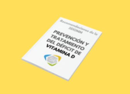 """Un grupo multidisciplinar de la SEIOMM elabora """"Recomendaciones de la SEIOMM en la prevención y tratamiento del déficit de vitamina D"""", documento abierto a las sugerencias de los socios"""
