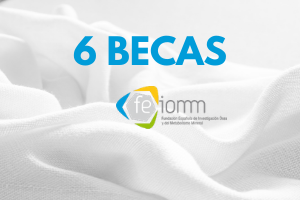 La FEIOMM convoca 6 becas de 7.000 € cada una para la investigación básica, clínica y traslacional en metabolismo mineral y óseo