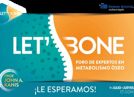 Lets Bone!, el foro de actualización en osteoporosis auspiciado por la SEIOMM
