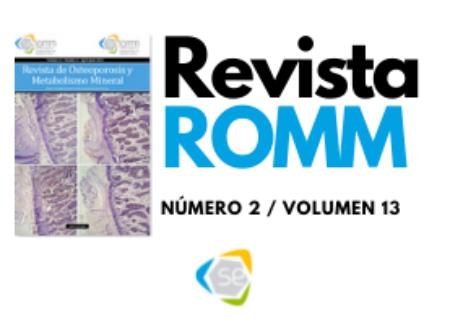 La Revista ROMM llega al número 2 del volumen 13